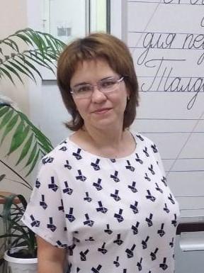 Никитюк Ирина Сергеевна